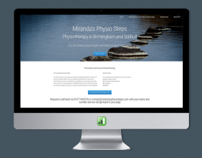 Mirandas Physio Steps Case Study