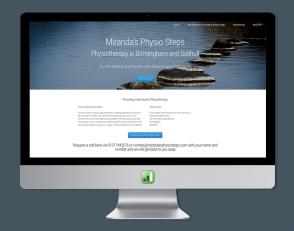 Mirandas Physio Steps Case Study