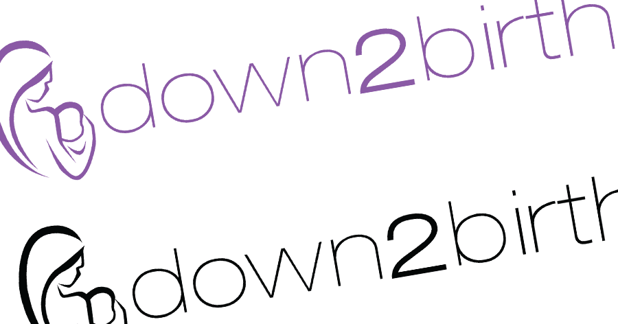 Down 2 Birth Logo