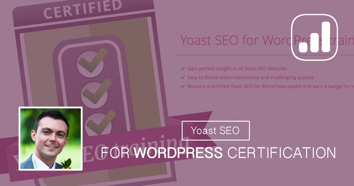 Yoast SEO For WordPress Certification | Improve Position
