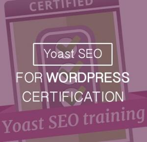 Yoast SEO Certification