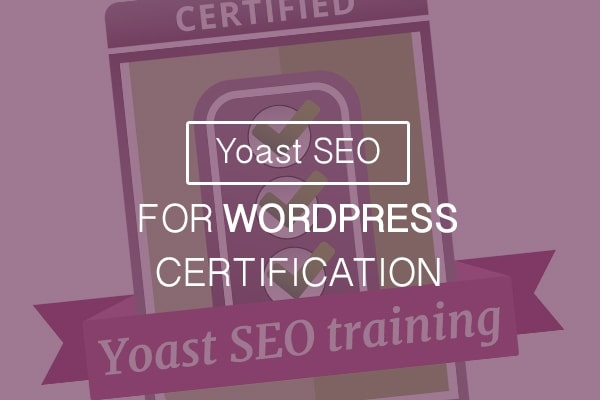 Yoast SEO Certification