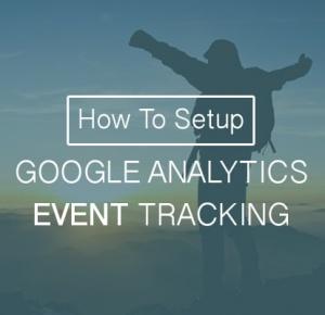 Google Analytics Event Tracking