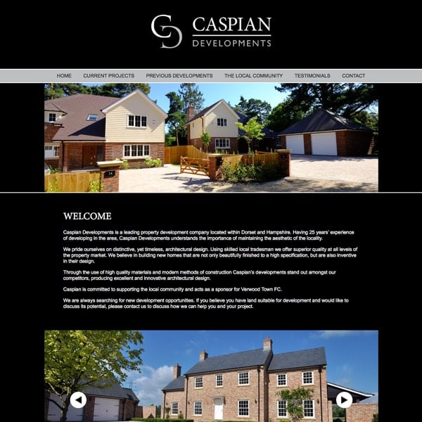 Caspian Developments