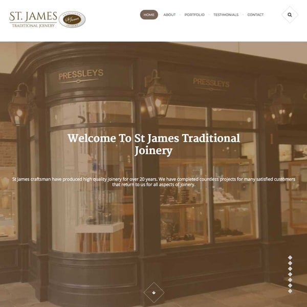 St James Joinery